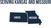 Serving Kansas & Misssouri logo