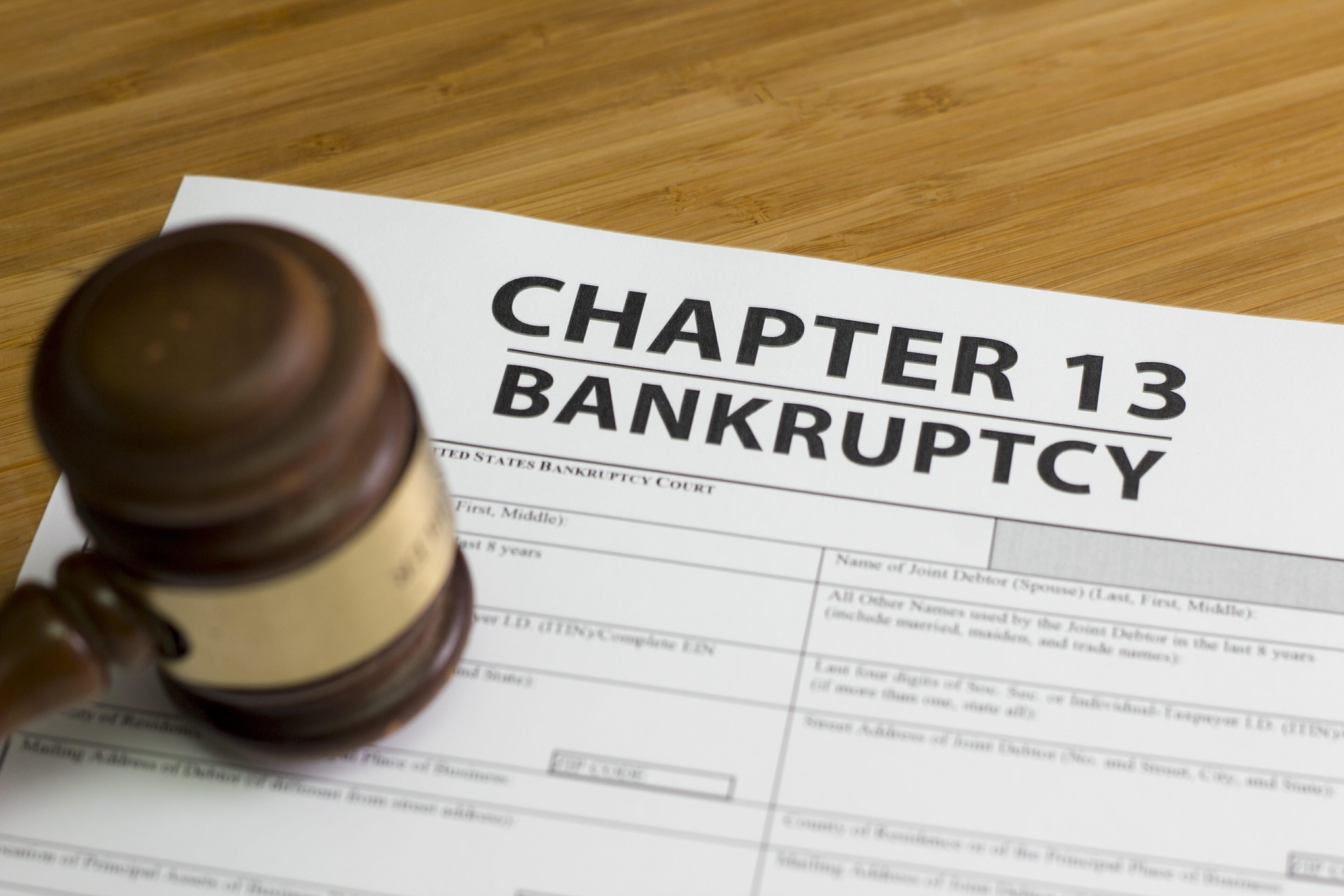 Bankrutpcy attorney chapter 13,