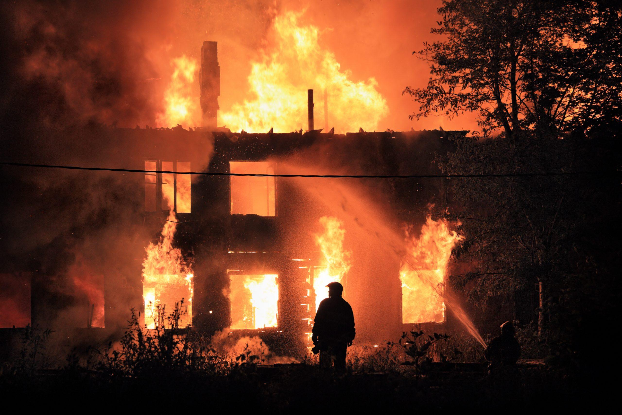 arson criminal lawyer